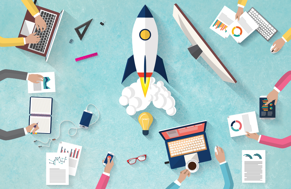 Adjusting Your Product Line — concept illustration