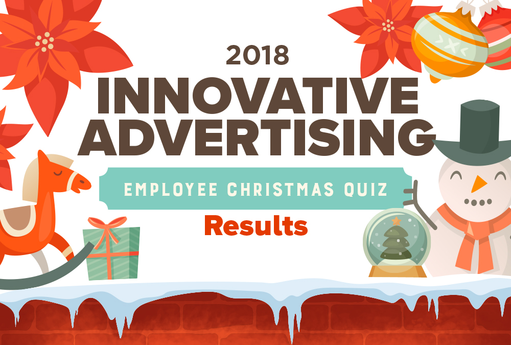 Innovative Advertising Christmas Survey Results