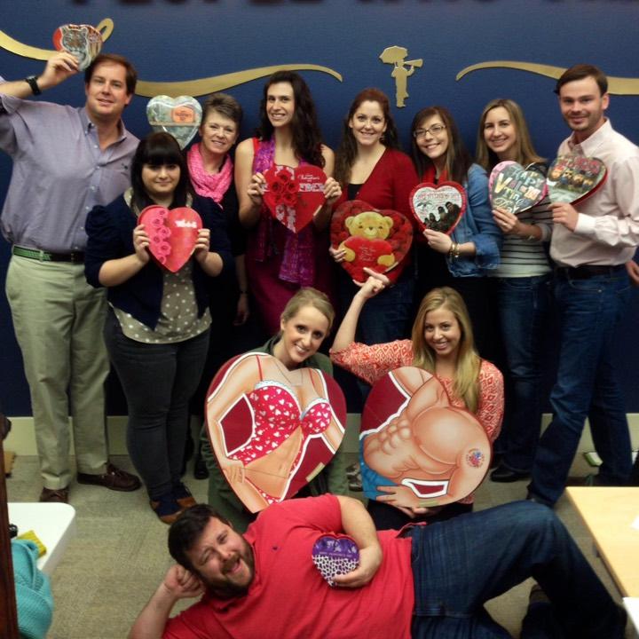 INN Staff Valentines Day