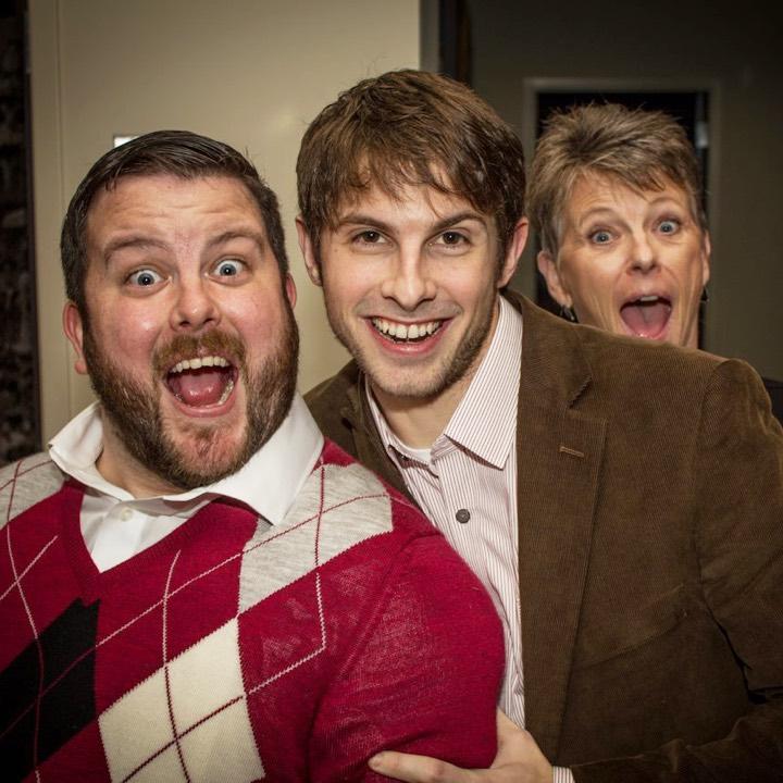 Matt, Dave & Beth