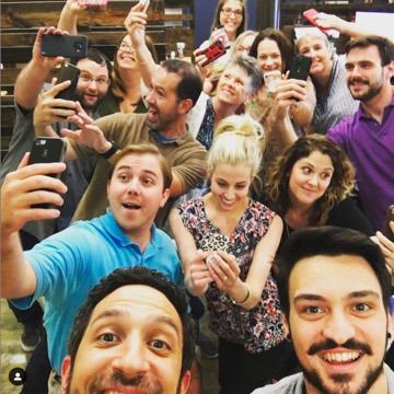 INN Group Selfie