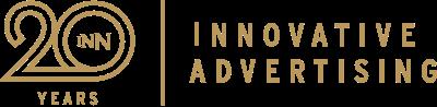 Innovative Advertising 20 Years Logo