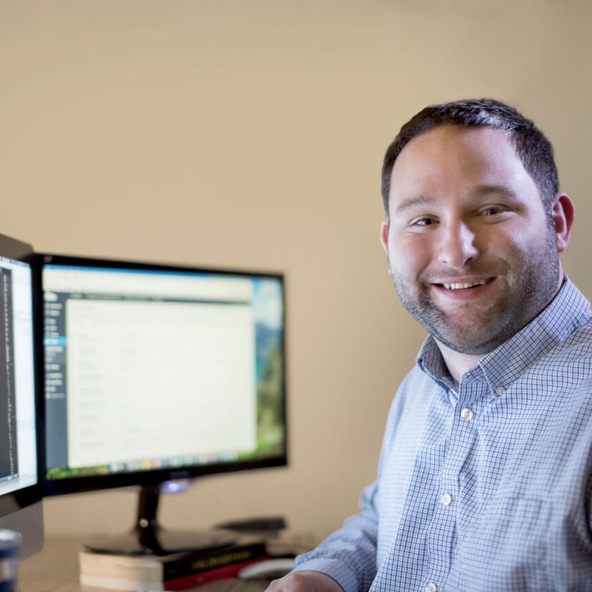 Steve Strutt, Sr. Web Developer, Innovative Advertising