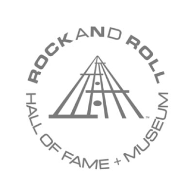 Rock and Rool Hall of Fame & Muesum Logo