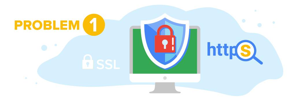 Problem #1 SEO Strategy Security